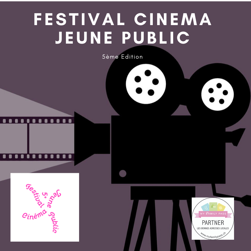 Festival cinema jeune public My Family Pass