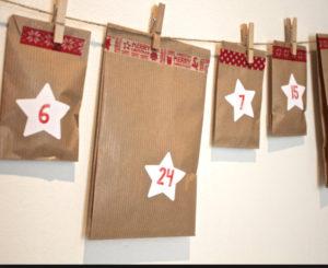 Calendrier de l'Avent Fait Maison: notre 3ème etape 3/4: Les Enigmes de 13 à 24