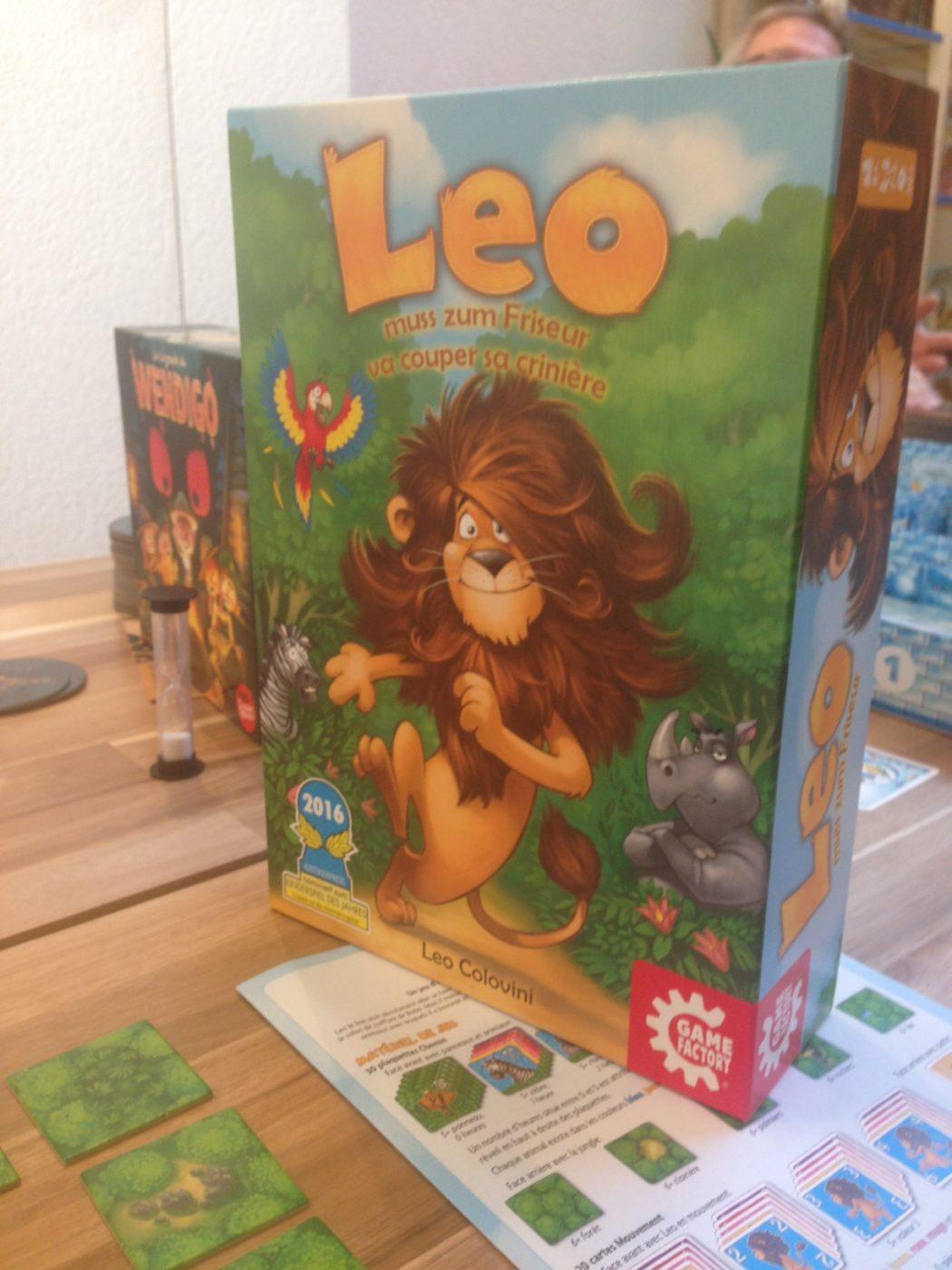 Idée De Jeux En Famille Pour Noel le jeu de léo : une autre idée de cadeau de noël! - un