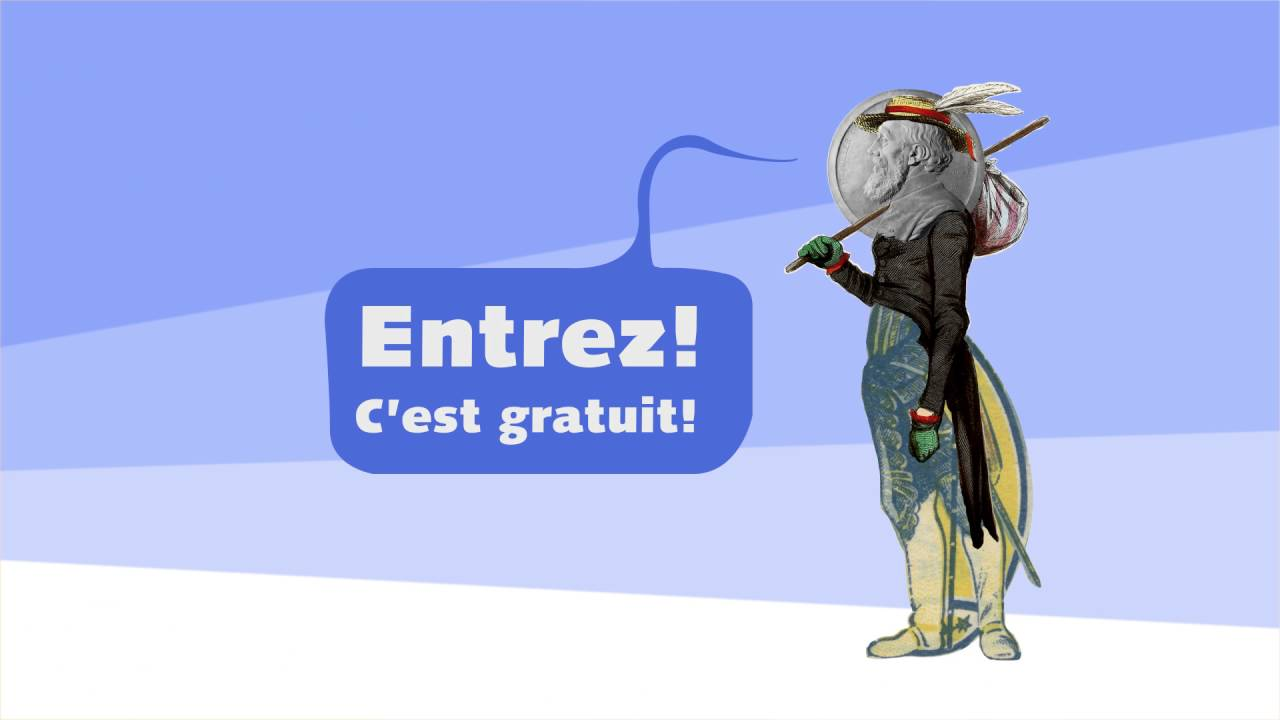 Allez-y, c'est gratuit sur Lausanne & Pully !