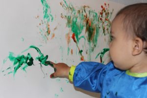 DIY: La peinture comestible!
