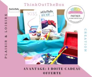 ThinkOutTheBox, un objet à faire en famille