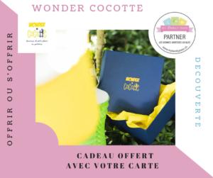 Wonder Cocotte : un coffret surprise pour elle