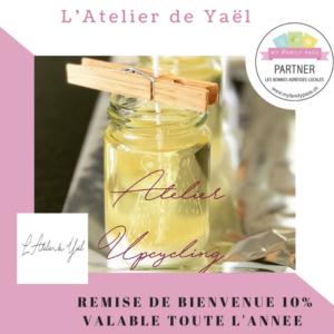 L'Atelier de Yaël, ou comment apprendre à up-recycler!