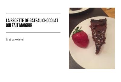 my family pass recette gateau chocolat