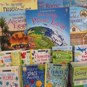 Treasure Trove – English Book in Geneva