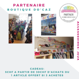 Boutique Do'Caz – enfants