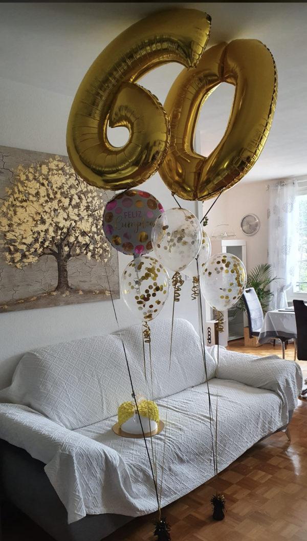 family pass ballon