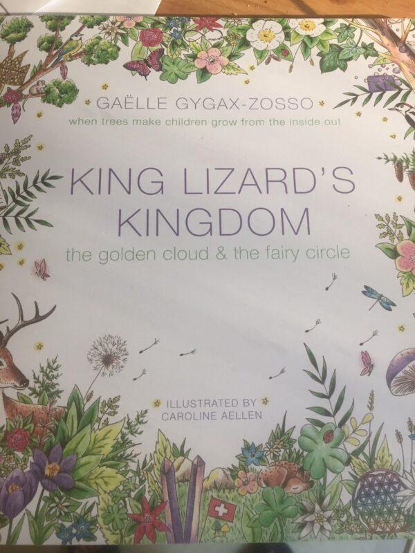 Livre Le Royaume du Lézard