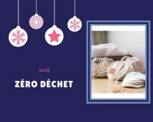 Le Marché de Noël – Zéro-Déchet