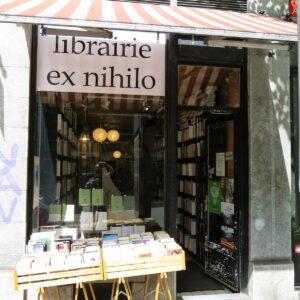 Librairie Ex Nihilo