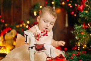 Des idées cadeaux idéaux pour son premier Noël