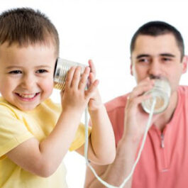Communication parents-enfant